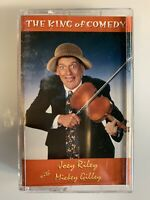 Joey Riley Mickey Gilley The King of Comedy (Cassette)
