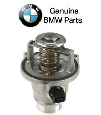 BMW E60 F10 F07 E66 Engine Coolant Thermostat with Housing and O-Ring Genuine