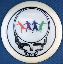 Rare Pearly White Gold Line Havoc With Art 176 g Latitude 64 Disc Golf Oop 7/10