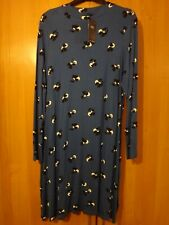 M & S Viscose Stretch Dress Size 18 Long BNWT