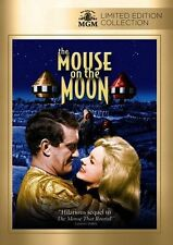 THE MOUSE ON THE MOON (1963 Ron Moody)  - Region Free DVD - Sealed
