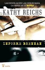 Informe Brennan (Serie Negra) (Spanish Edition)