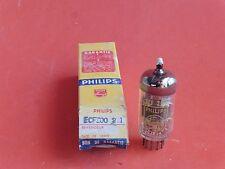 1 tubo elettronico PHILIPS ECF200 / vintage della valvola amplificare / NOS (44)
