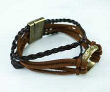 Loot Crate Lord of the Rings Lotr The One Ring Braided Bracelet Accessory New