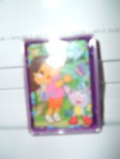 New Nick Jr Dora The Explorer 54 Card Deck Miniature Playing Cards Travel Games