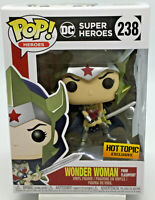 Wonder Woman from Flash Point Pop #238 Funko HT Exclusive DC Super Heroes 2018