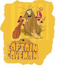 Captain Caveman  # 10 - 8 x 10 - T Shirt Iron On Transfer