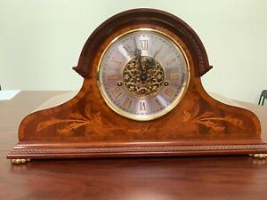 Howard Miller Millennium Limited Edition Mantel Clock