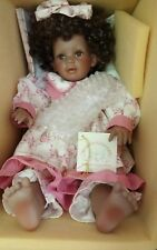 """Lynze"" by Laura Cobabe, doll by World Gallery"