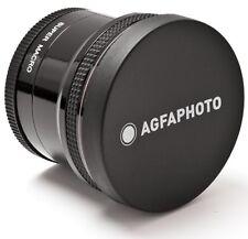 AGFAPHOTO Super Macro Pro HD 0.21X Fisheye Lens For Canon EOS Rebel T6 80D 70D