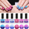 BORN PRETTY 6ml Color Changing Thermal Nail Polish Peel Off Nail Art Varnish