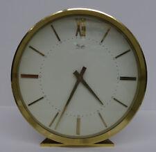 60s mid century - Hochwertige elektromechanische Kienzle Automatik Tisch Uhr