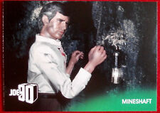 JOE 90 - MINESHAFT - Card #10 - GERRY ANDERSON COLLECTION - Unstoppable