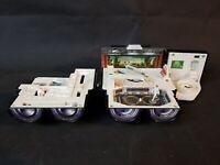 1996 Star Wars Micro Machines Luke's Binoculars Yavin Rebel Base Play Set Galoob