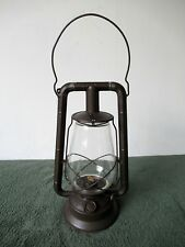 Antique Lantern DIETZ MONARCH, Vintage Primitive Oil Kerosene Barn Lamp, Ca 5-29