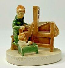 Vintage Sebastian Weaver And Loom