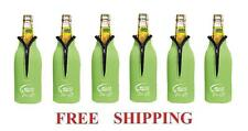 Bud Light Lime 6 Bottle Cooler Coozie Coolie Koozie Huggie New Budweiser