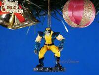Decoration Xmas Ornament Home Party Decor Marvel Heros X-Men Wolverine *K1043_E