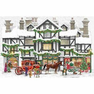 Dickensian House 1000 Piece Jigsaw Puzzle e7