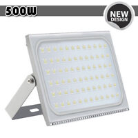 5x 10W LED Flood Light VIUGREUM Cool White Outdoor Spotlight Garden Yard Lamp
