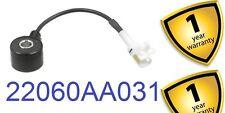 Knock Sensor for Subaru SVX 20V Impreza Legacy 1992-95 EJ20E EJ20G 22060AA031