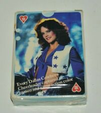 New listing Vintage MINTY 1981 Dallas Cowboys Cheerleaders Photo Playing Collector Cards