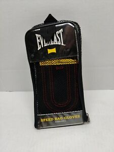 Everlast Boxing Speed Bag Advanced Everhide Gloves Model 4310