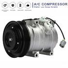 A/C Compressor For 03-07 Honda Accord V6 3.0L Acura TL Ridgeline CO 10736C US