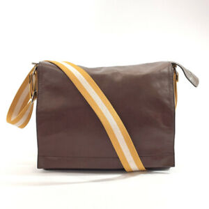 BALLY Shoulder Bag Messenger bag leather mens