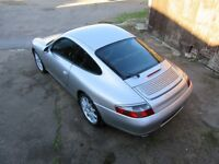 PORSCHE 996 911 CARRERA 4 MANUAL *** New Engine & New Gear Box & New Clutch ***