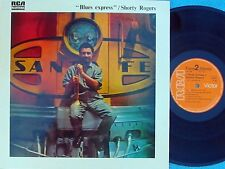 Shorty Rogers SPA Reissue LP Blues express NM RCA FXL17234 West Coast Jazz