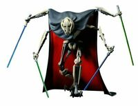 Used Kotobukiya ARTFX+ Star Wars General Grievous 1/10 PVC Figure