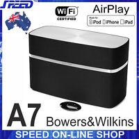 Bowers & Wilkins B&W A7 AirPlay Wireless 150W Speaker for iPad/iPhone4/5/6/7/8/X