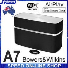 Bowers & Wilkins B&W A7 AirPlay Wireless 150W Speaker for iPad/iPhone4/5/6/7/8/X