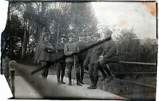 foto I guerra gruppo ufficiali datata 1915