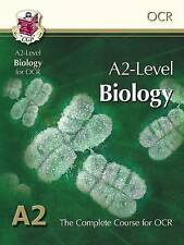 A2 Level Biology for OCR: Student Book by CGP Books (Paperback, 2012)