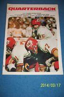 1970 Quarterback KANSAS CITY Chiefs LEN DAWSON  No Label The NFL's NEW HERO