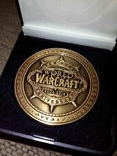 World of Warcraft WoW Coin Anniversary 2004-2014