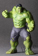 "10"" Marvel The Avengers toy Hulk Hot Action Statue Figure Crazy Toys AU*"