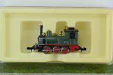 Minitrix BR89 Green Steam Locomotive N Scale