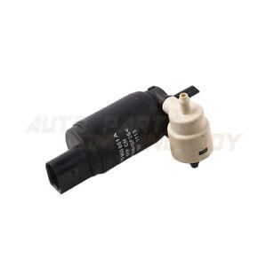 x1  Windscreen Clean Washer Pump For Audi A4 A6 Q7 VW Golf Jetta Passat Polo