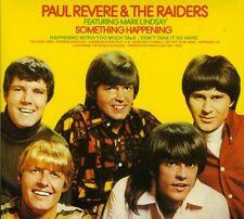 Paul Revere & the Raiders - Something Happening [New CD]