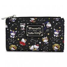 85fc5c24dc Loungefly Sanrio Hello Kitty Zodiac Stars Faux Leather Bifold Wallet  SANWA0873