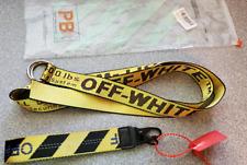 Off-White Belt & Key Lanyard Combo