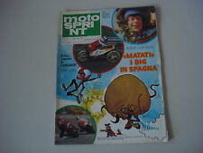 MOTOSPRINT 16/1978 PROVA TEST MOTO BETA GS 250 REGOLARITA'
