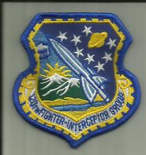 120TH FIGHTER INTERCEPTOR GROUP USAF PATCH ANG AIRCRAFT PILOT CREW AVIATION USA