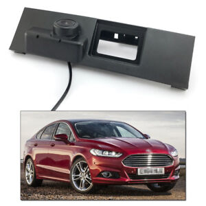 Car Trunk Handle Camera HD CCD Rear View Backup Camera for Ford Fusion 2013-2016