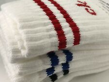 Men's Calvin Klein White Cushioned 79% Cotton Crew Socks - 3 Pack - $36 MSRP