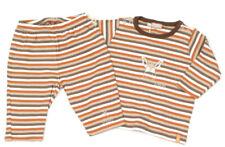 DUCKY BEAU Hose und Sweat-Shirt gestreift - 68