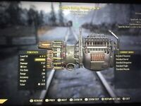 Fallout 76 PS4 Zealot's Gatling Plasma +Limb Damage. Zealots
